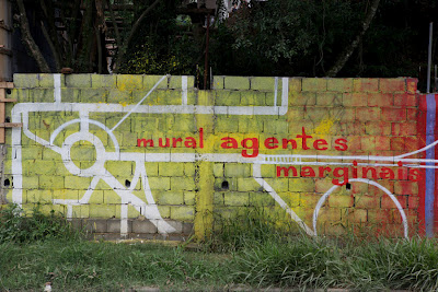 Cartograffiti. Foto Adré Bueno.